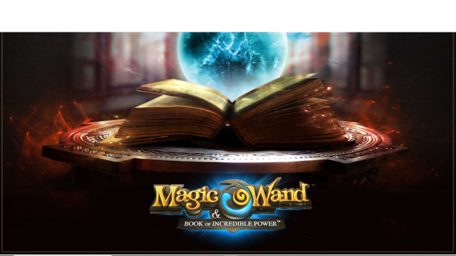 Photo -  «Magic Wand The Book Incredible Power».