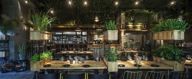 Фото - Автоматизированное эко-кафе