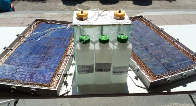 Фото - Получение водорода и кислорода из воды
