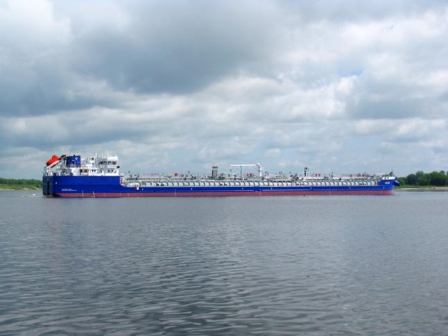 Фото - Постройка новых судов смешанного класса 3 ед