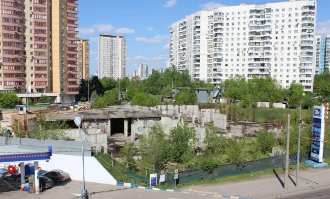 Фото - Строительство ТЦ в ЗАО г. Москвы (в пределах МКАД)