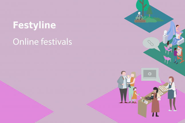 Photo - Site for creating online festivals