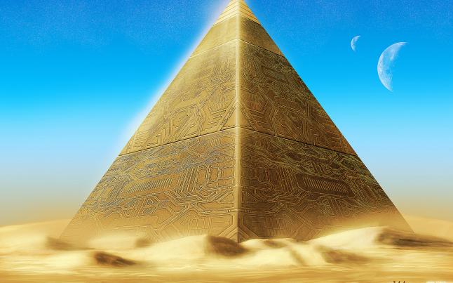 Фото - Пирамида