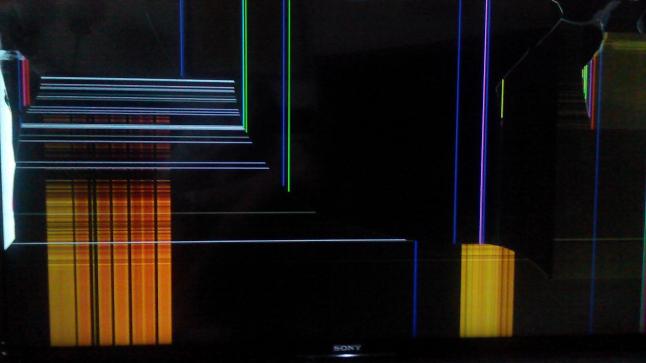 Фото - телевизионные экраны