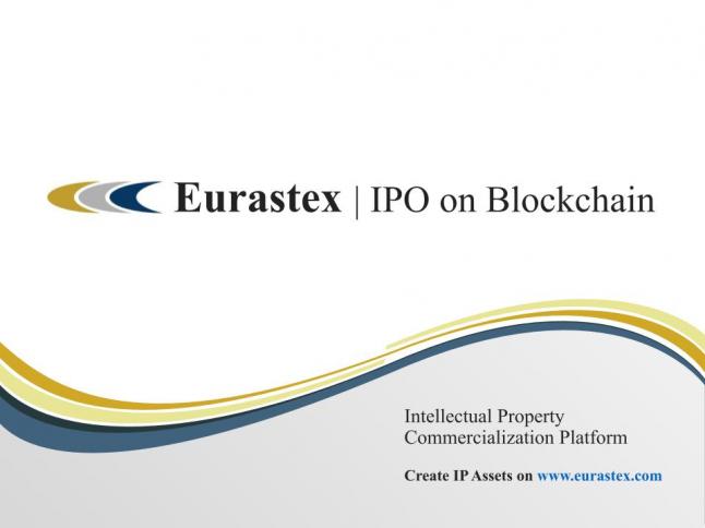 Photo - Eurastex   IPO on Blockchain