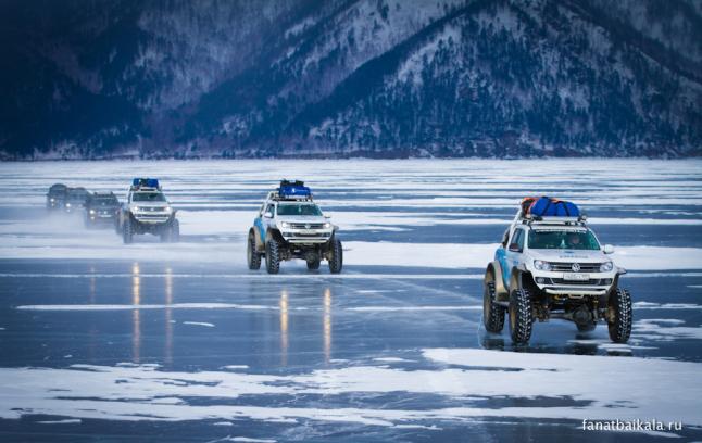 Фото - Туризм на Байкале