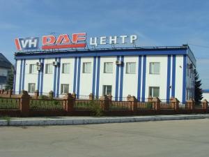 Фото - DAF сервис в Тольятти