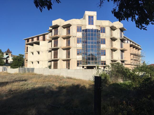 Фото - Санаторно-курортный комплекс в Феодосии