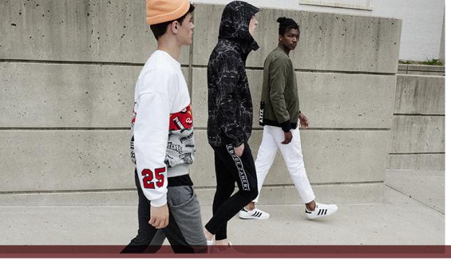 Фото - Бренд уличной одежды