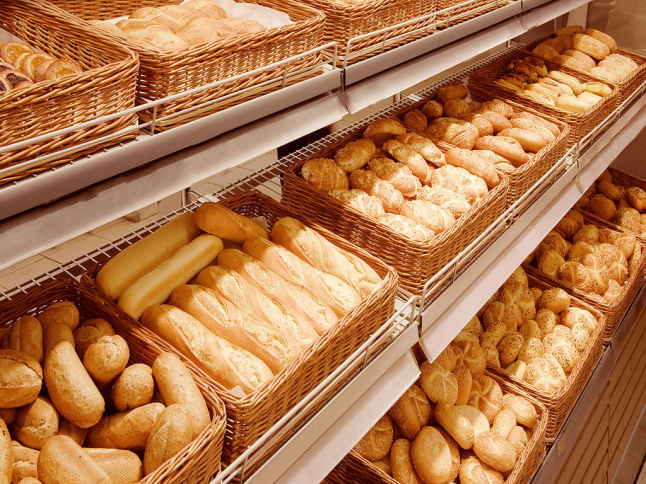 Фото - Мини пекарня.