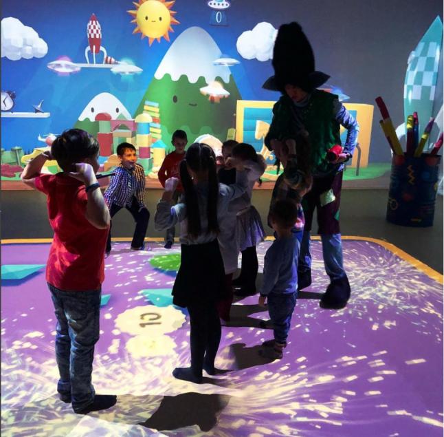 Фото - Инновационные детские интерактивные парки