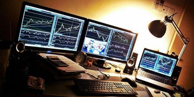 Фото - Трейдер на валютном рынке