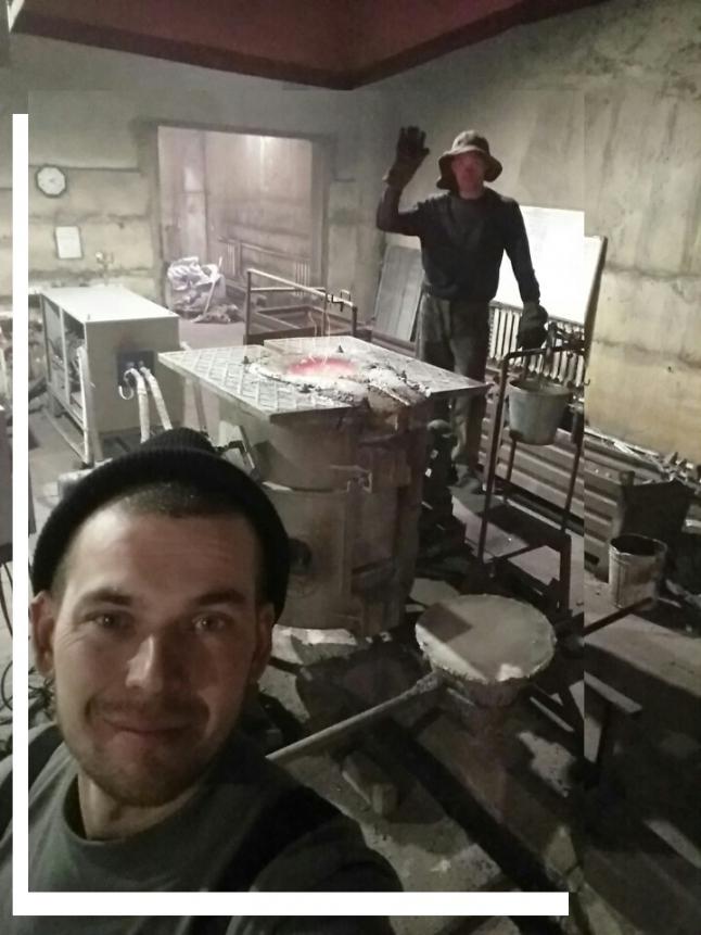 Фото - литейное производство в высокоточные модэли
