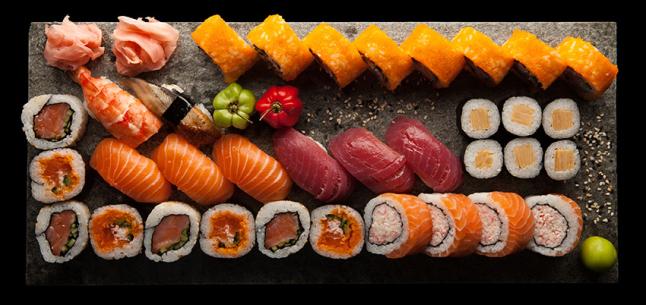 Фото - Сеть магазинов китайской и японской кухни