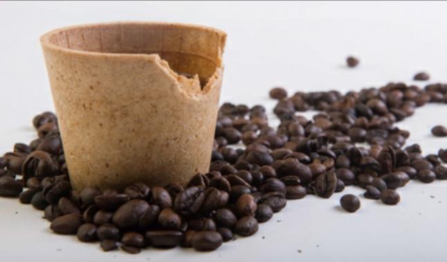 Фото - Съедобные стаканчики для кофе