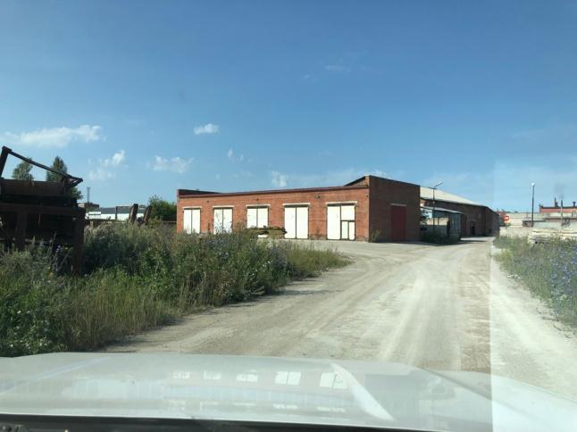 Фото - Действующий промышленный комплекс, завод ЖБИ