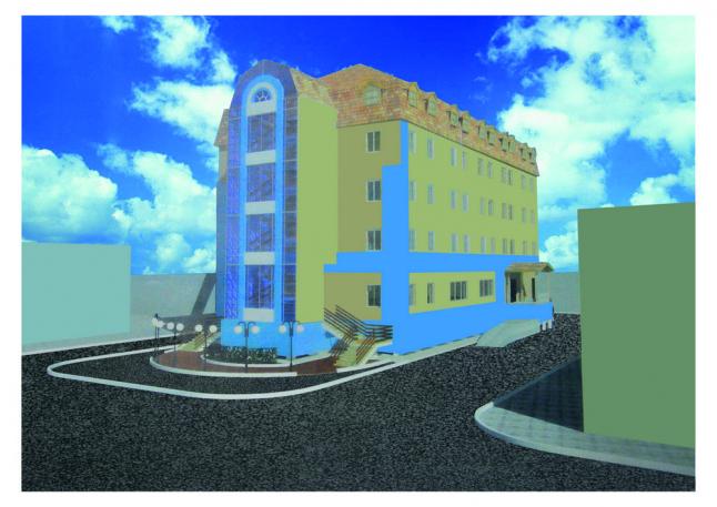 Фото - Строительство современной гостиницы на 60 номеров г. Якутск