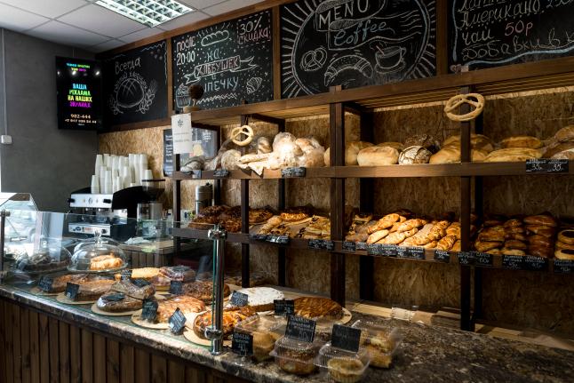 Фото - кафе-пекарня
