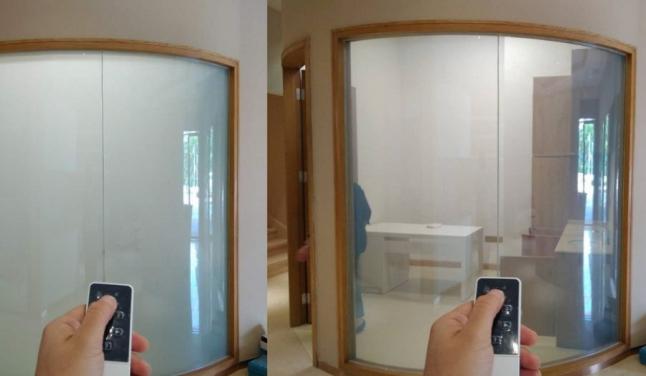 Фото - Смарт окна и другое