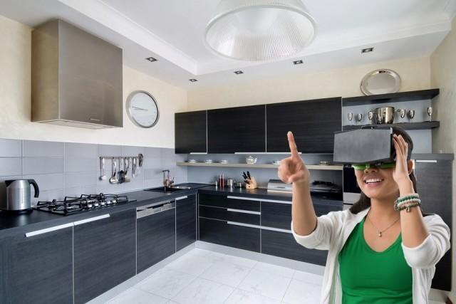 Фото - Модель будущего дома или квартиры в виртуальной реальности