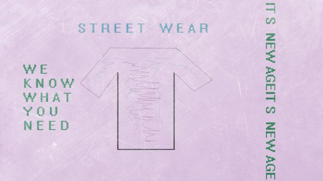 Фото - Бренд одежды кэжуал и стрит вир направления.