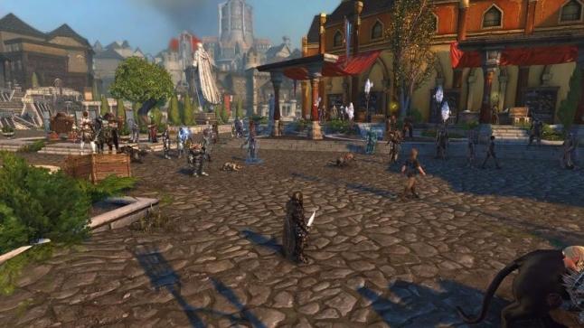 Интернациональные игровые сервера (онлайн MMORPG игры)