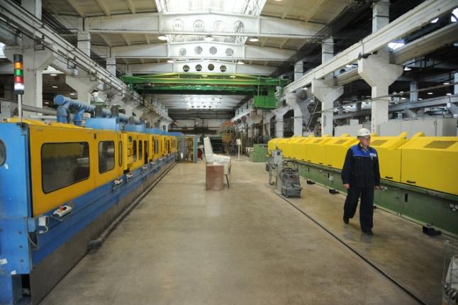 Фото - Строительство Метизного завода в г. Мензелинск