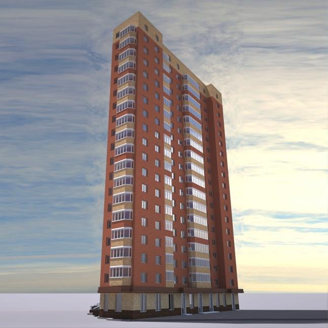 Фото - Строительство многоквартирного жилья