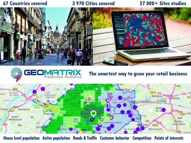 Фото - Geomatrix predictive analytics