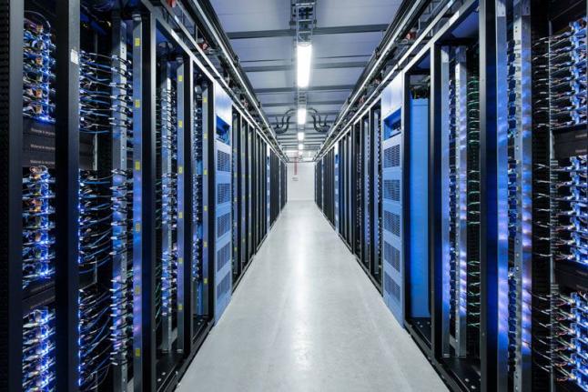 Фото - Центр хранения и обработки данных