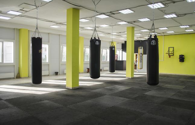 Фото - Продажа боксерского клуба