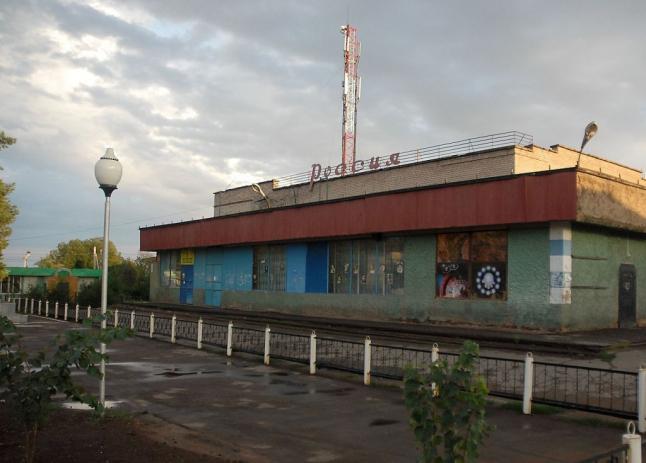 Фото - Запуск кинотеатра