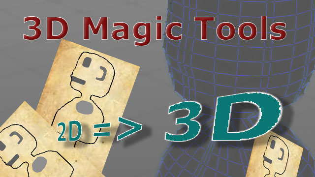 Фото - Графический 3D редактор