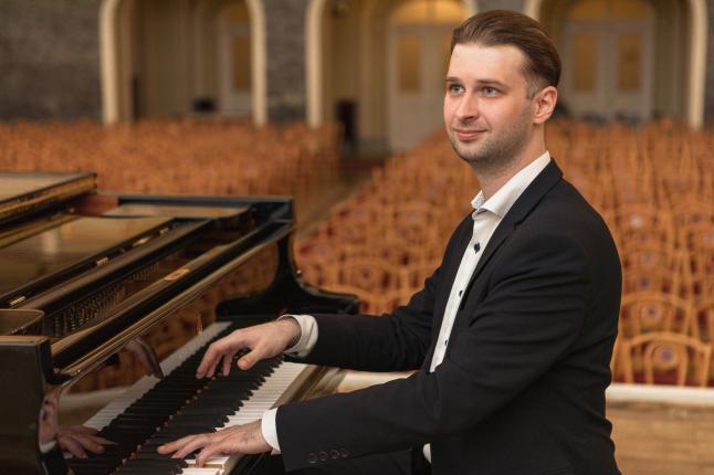 Фото - Piano recital