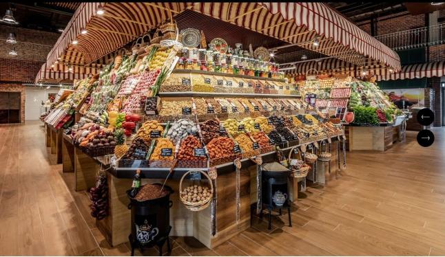 Фото - Сезам - орехи, сухофрукты