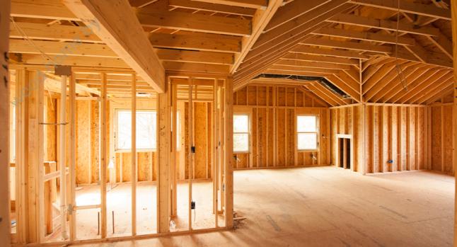 Фото - Строительство каркасных домов, коттеджей. Изделия из дерева.