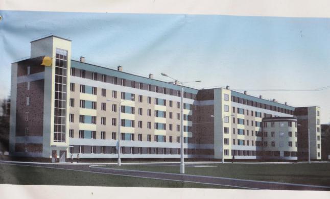Фото - Строительство общежития и задача в аренду комнат