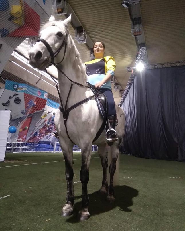Фото - Грандиозное конное шоу не имеющее аналогов в России