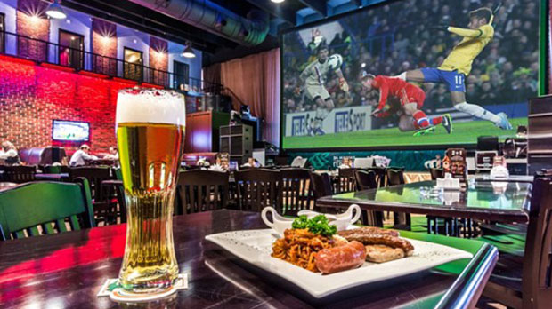 Фото - Sporting restaurant/public
