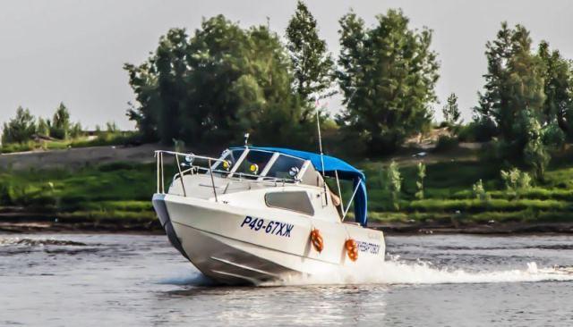 Фото - производство катеров и яхт