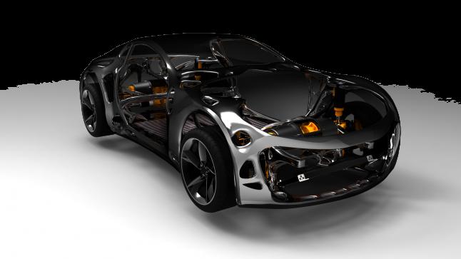 Разработка и серийный выпуск спортивного электромобиля