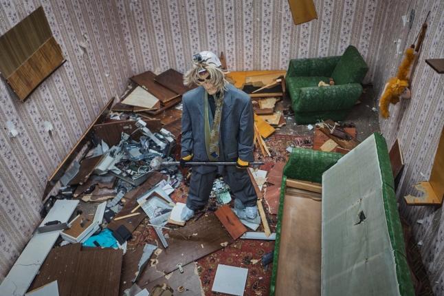 Фото - Crash room