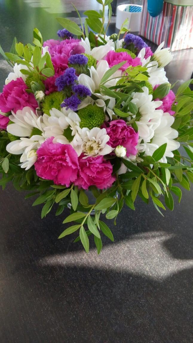 Фото - открытие цветочного правильона в г. Гурьевск