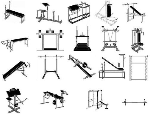 Фото - Производство спортивных тренажеров и спортивного инвентаря