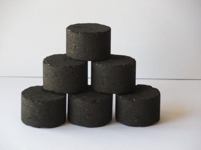 Фото - Производство угольных топливных брикетов