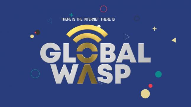 Фото - Где есть интернет, там есть Global Wasp