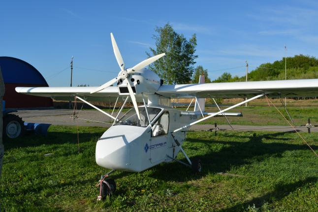 Фото - Авиационные химические работы в сельском хозяйстве