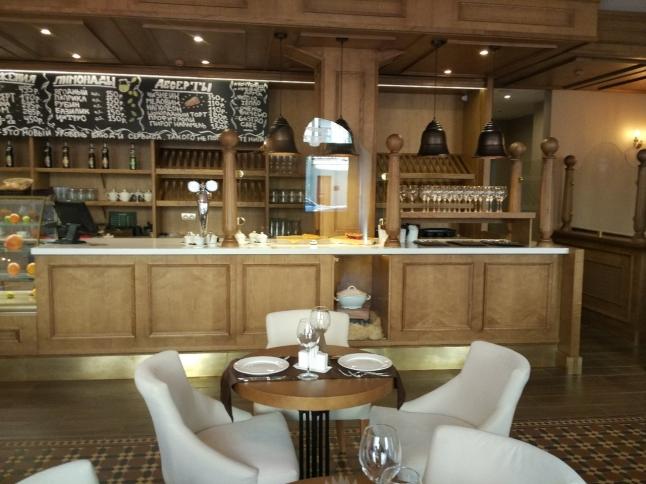 Фото - Ресторан гастрономической кухни