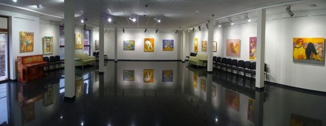 Фото - Создание художественной галереи в городе Шанхай (КНР)