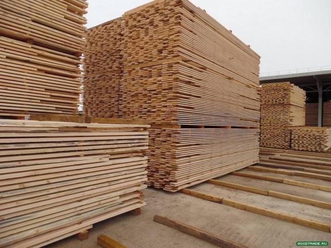 Фото - Деревообработка: сушка и строгания досок лиственницы